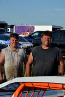 Boone Speedway Super Nationals, September 3, 2014