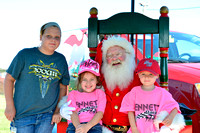 Boone Speedway Santa Night July 30 2016