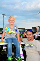 Boone Speedway Champ Night Rain Out Aug 26, 2017
