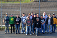 Boone Speedway Armed Forces Day May 17, 2014
